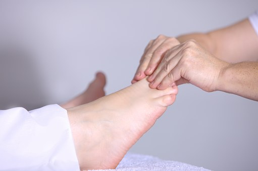 alternative foot massage therapy